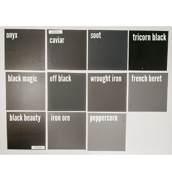 farrow and ball off black sherwin williams tricorn black
