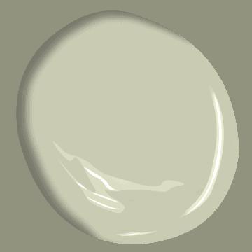 gray green paint benjamin moore