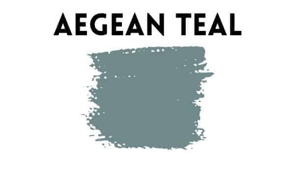 Benjamin Moore Aegean Teal: The 2021 paint color of the year