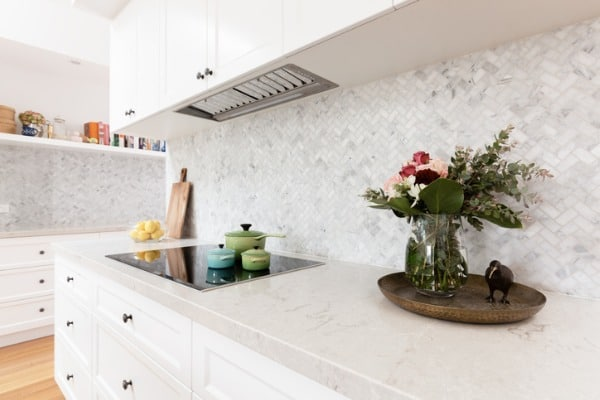 what color grout to use with white tile