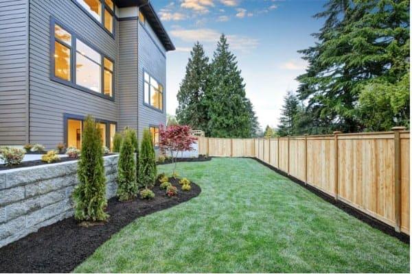 12 modern fence design ideas we love