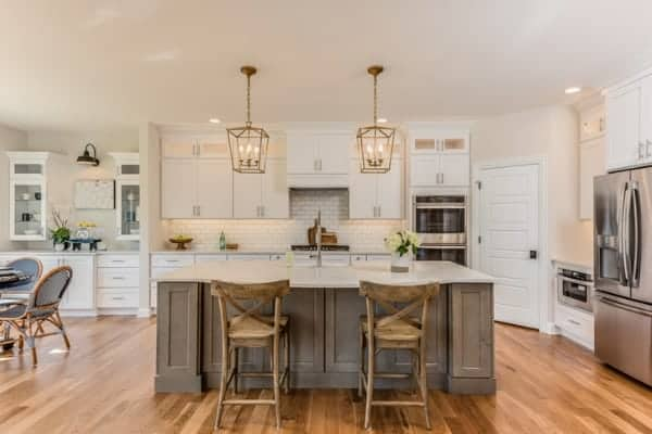 Kitchen island design ideas and considerations