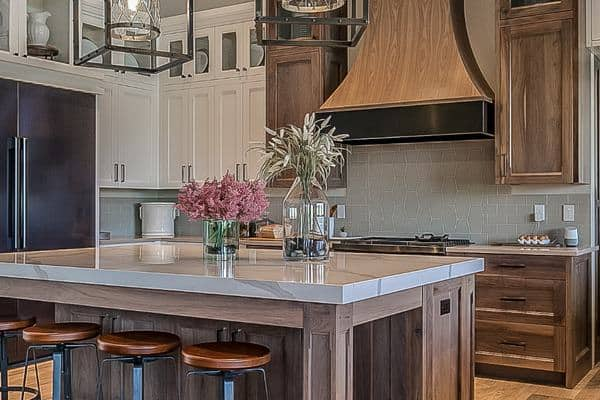 Countertop edges: options and recommendations