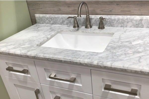 quartz vs. marble
